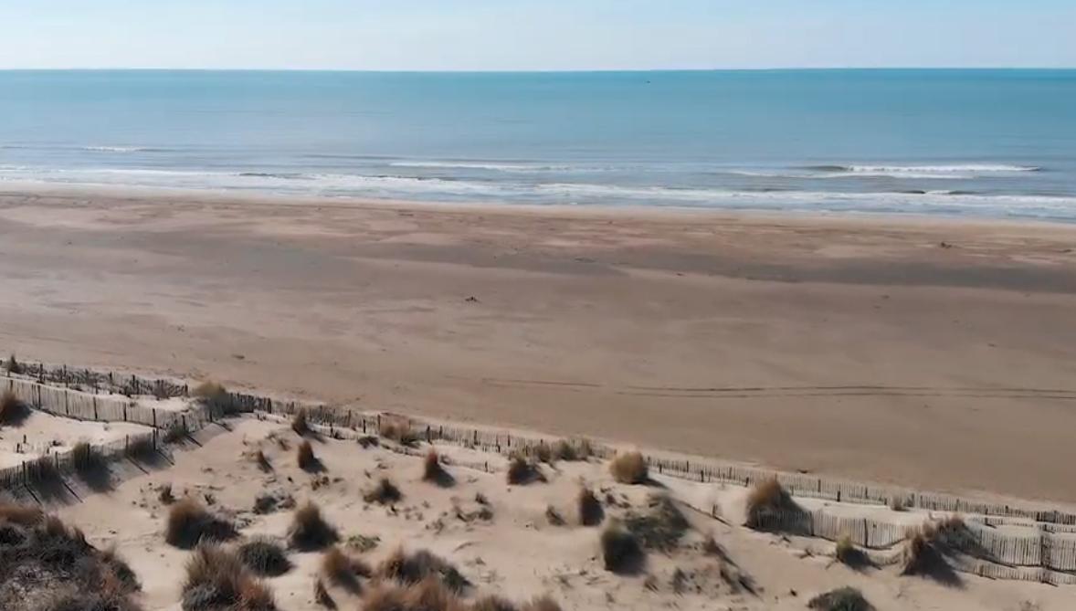 Partouze plage de l'Espiguette