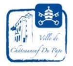 VILLE DE CHÂTEAUNEUF DU PAPE